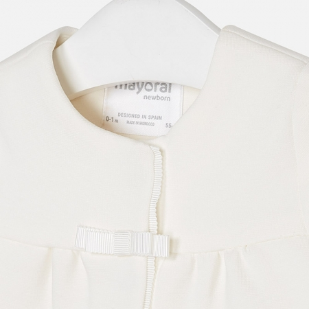 Palton elegant Mayoral bebe