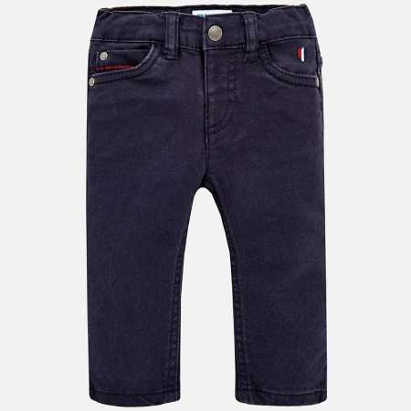 Pantalon baiat Mayoral navy