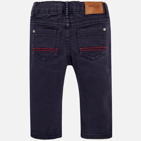 Pantalon baiat Mayoral navy1