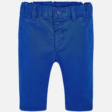 Pantalon chino bebe baiat Mayoral