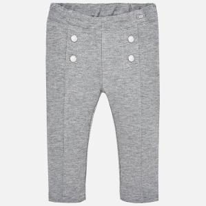 Pantalon fete Mayoral gri