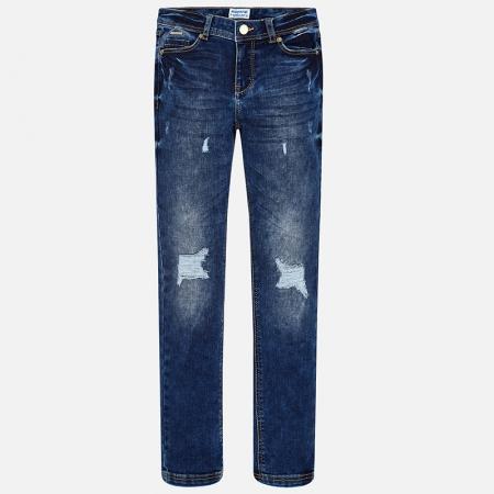 Pantalon jeans fete 8-16 ani Mayoral