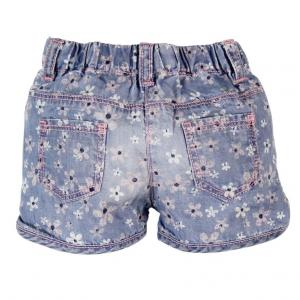 Pantalon jeans scurt fete Boboli1