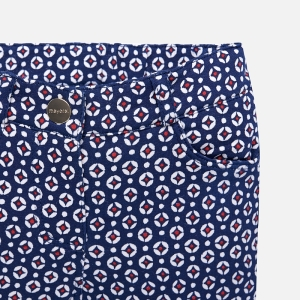 Pantalon fete Mayoral cu imprimeu