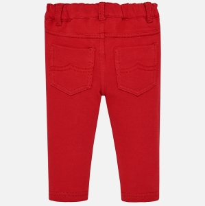 Pantalon Mayoral rosu fete