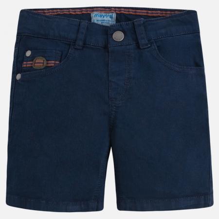 Pantalon scurt baiat navy Mayoral