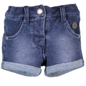 Pantalon scurt denim stretch Boboli