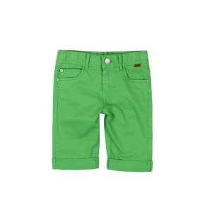 Pantalon scurt poplina baiat Boboli