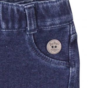 Pantalon stretch denim Boboli3