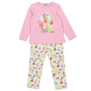 Pijama fete cu fructe Boboli