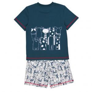 Pijama vara baieti Boboli