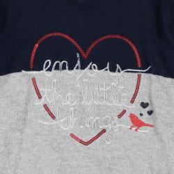 Pulover tricotat fete Boboli