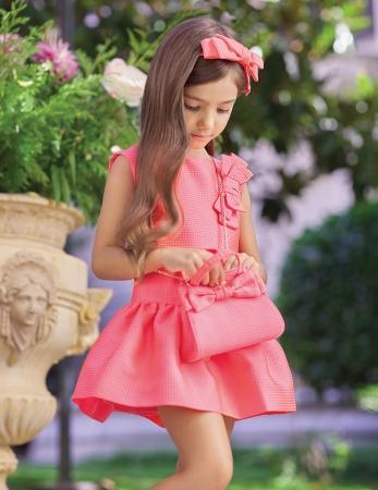 Rochie eleganta fete cu talie joasa, Abel&Lula0