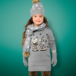 Rochie  tricot  Mayoral2