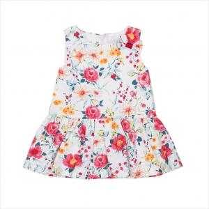 Rochie vara print floral Babybol