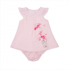 Rochita roz in cu chilot Babybol