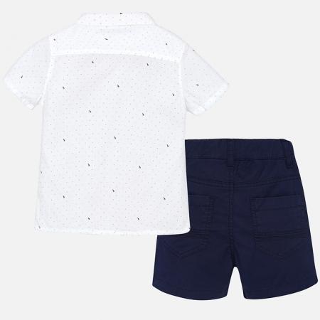 Set camasa si pantaloni baieti, Mayoral