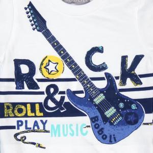 Tricou maneca lunga Boboli rock