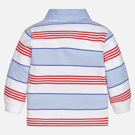 Tricou polo maneca lunga , baiat, Mayoral1
