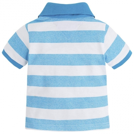 Tricou polo maneca scurta bebe Mayoral1