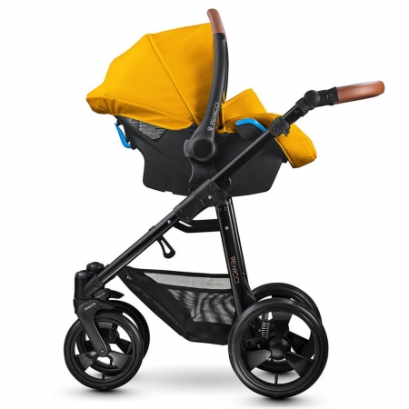 Venicci Carucior 3 in 1 Gusto Yellow