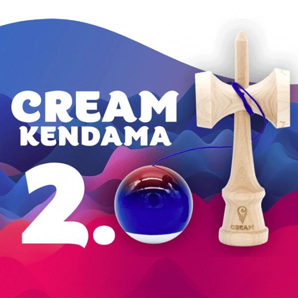 Cream Kendama
