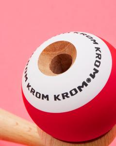 KENDAMA KROM POP RED7