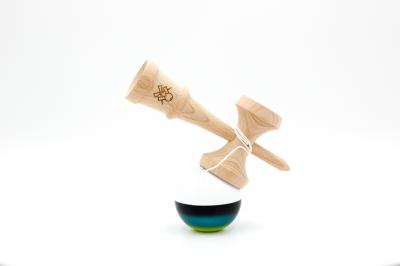 KENDAMA SWEETS PRIME CUSTOM - LIME WIRE - CUSHION CLEAR