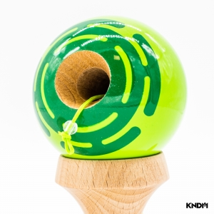KENDAMA SWEETS PRIME 2018 – RADAR – GREEN
