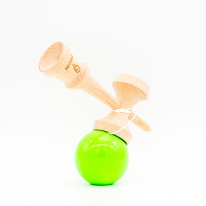 KENDAMA CREAM STICKY GREEN