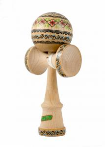 KENDAMA KNDM x SWEETS ART 10