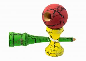 KENDAMA KROM FULL CRACK RASTA