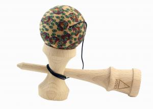 KENDAMA KROM NATURAL PELLE