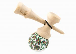 KENDAMA KROM PARTY PELLE MAPLE