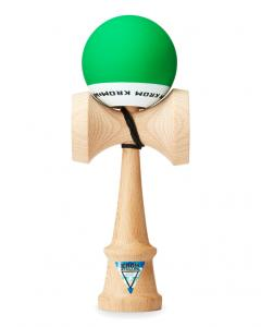 KENDAMA KROM POP DARK GREEN