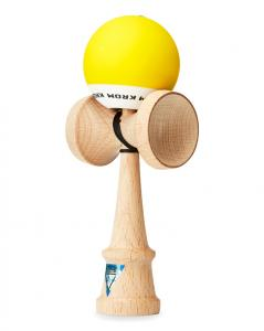 KENDAMA KROM POP YELLOW