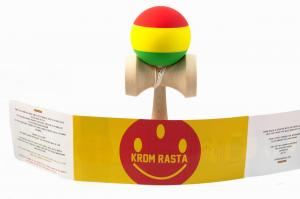 KENDAMA KROM RASTA MAPLE5