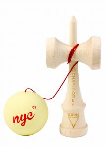 KENDAMA KROM X CHARI&CO NYC CREAM MAPLE