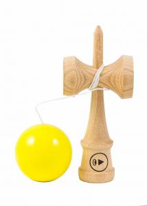 KENDAMA PLAY PRO II K YELLOW1