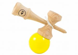 KENDAMA PLAY PRO II K YELLOW2
