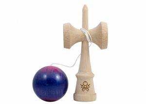KENDAMA SWEETS PRIME CUSTOM - COTTON CANDY - PHASE 1 CLEAR