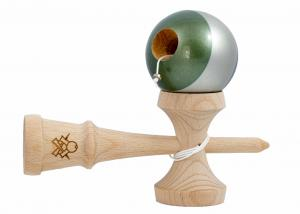 KENDAMA SWEETS PRIME CUSTOM V5 - MASTER CHIEF - PHASE 1 CLEAR