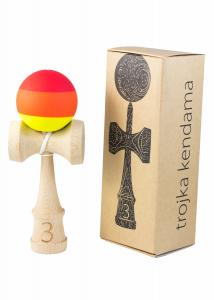 KENDAMA TROJKA FIRE