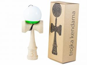 KENDAMA TROJKA ULTIMATE 3.3 GREEN