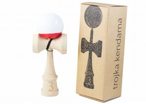 KENDAMA TROJKA ULTIMATE 3.3 RED