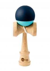 KENDAMA USA KAIZEN 2.0 - 70/30 - BEECH - DARK & LIGHT BLUE