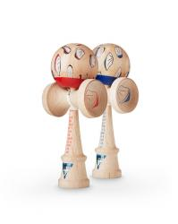 KENDAMA KROM x BEAMS O.K. - RED - MAPLE10