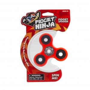SPINNER FIDGET NINJA RED