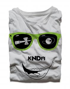 TRICOU SMILEY ALB