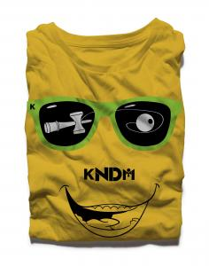TRICOU SMILEY GALBEN